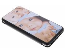 Huawei Y7 Prime gel booktype hoes ontwerpen (eenzijdig)