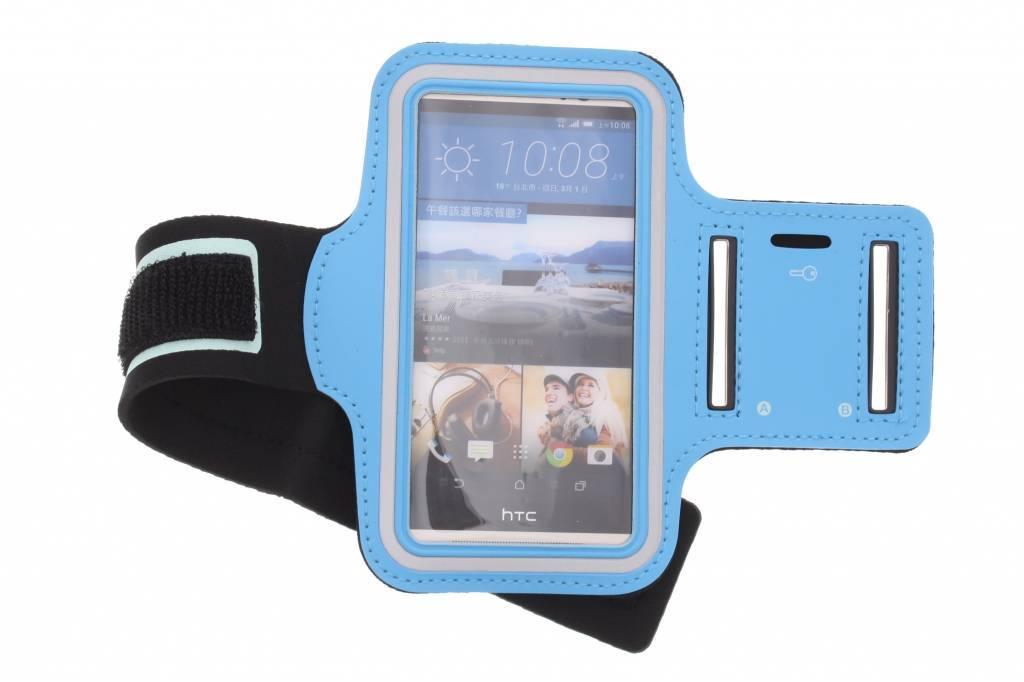 Blauwe sportarmband voor de HTC One M9