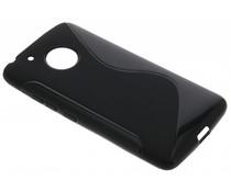Zwart S-Line TPU hoesje Motorola Moto G5