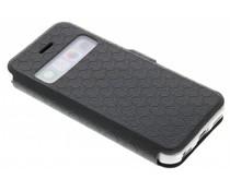 Zwart Rhombus hoesje iPhone 5c