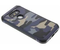 Blauw army defender hardcase hoesje LG G5 (SE)