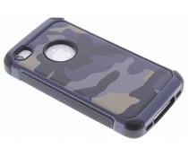 Blauw army defender hardcase hoesje iPhone 4 / 4s