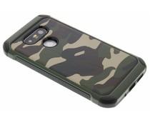 Groen army defender hardcase hoesje LG G5 (SE)