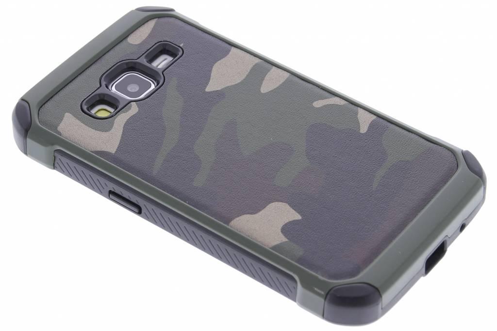 Groen army defender hardcase hoesje voor de Samsung Galaxy Core Prime