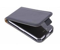 Selencia Luxe Flipcase iPhone 4 / 4s - Zwart