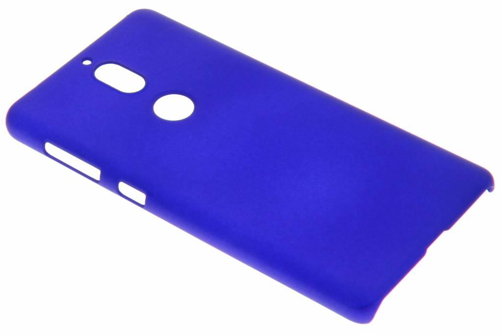 Blauw effen hardcase hoesje voor de Nokia 7