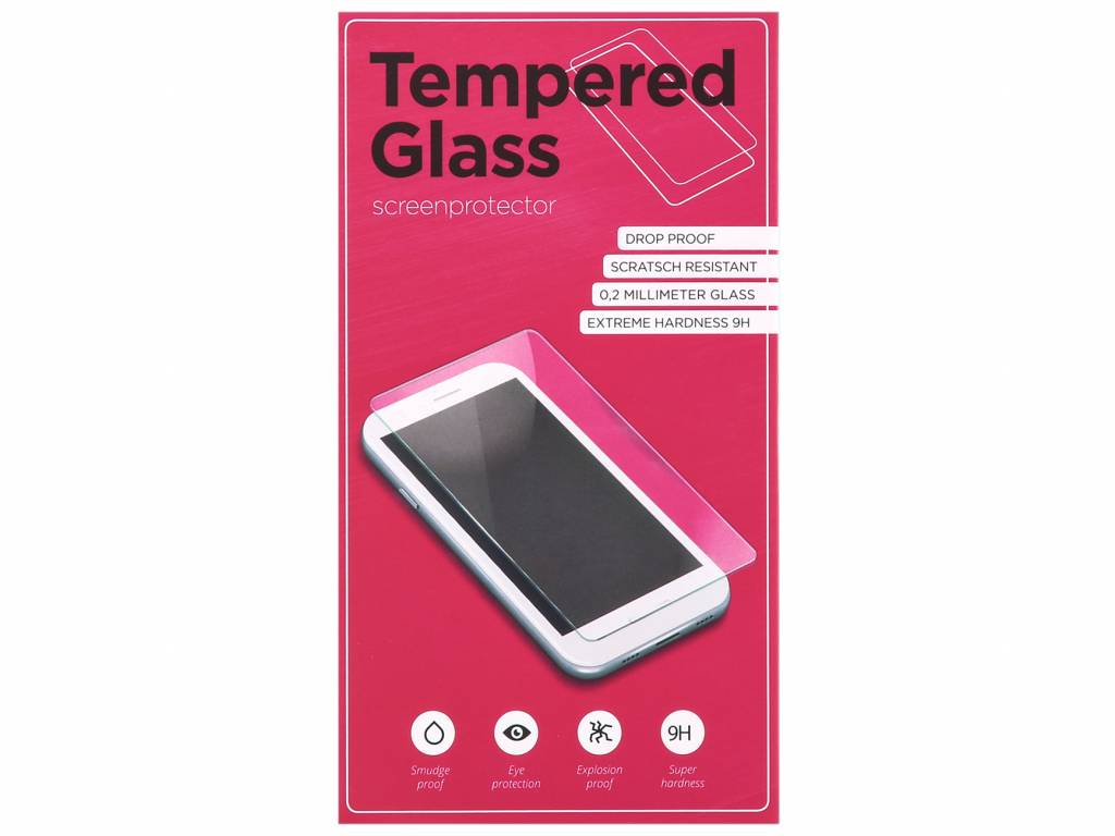 Gehard glas screenprotector Nokia 7