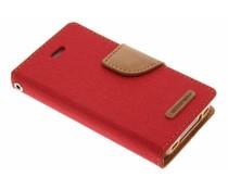 Mercury Goospery Canvas Diary Case iPhone 4 / 4s