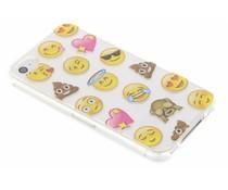 Emoji Design TPU hoesje iPhone 4 / 4s