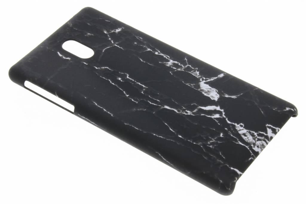 Marmer look hardcase hoesje voor de Nokia 3
