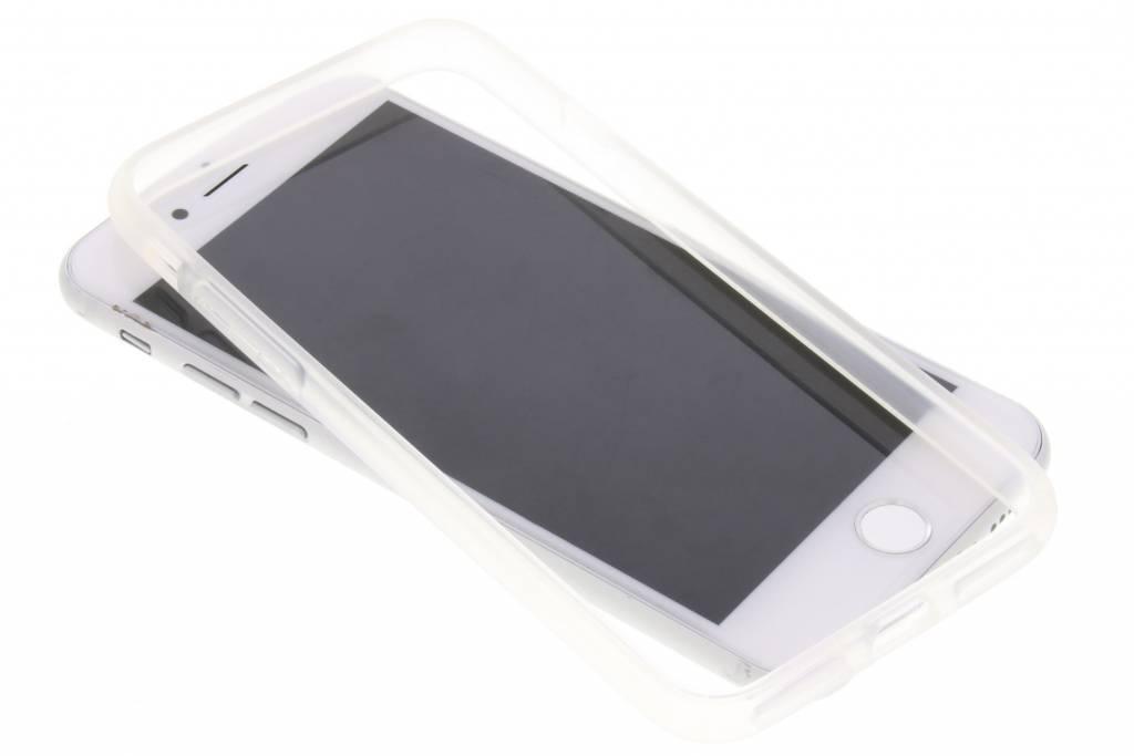Be Hello Transparante Bumper Case voor de iPhone 8 / 7