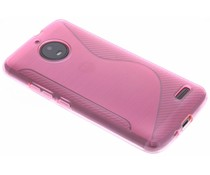 S-line TPU hoesje Motorola Moto E4