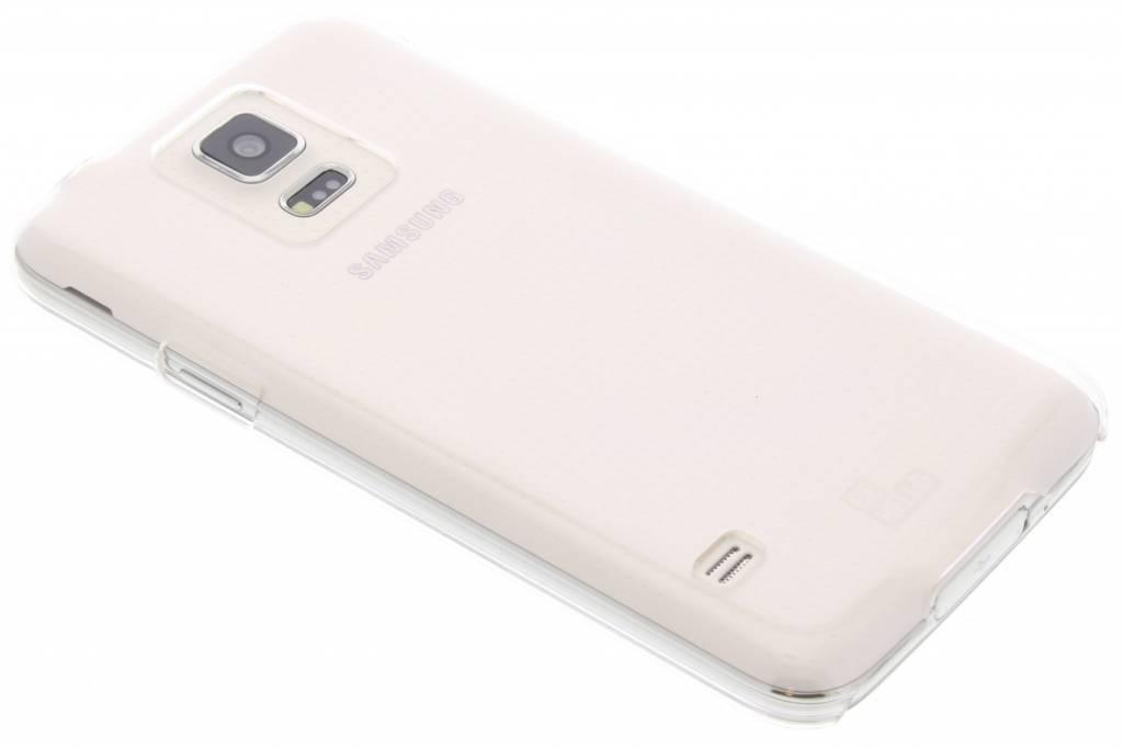 Be Hello Transparante Back Case voor de Samsung Galaxy S5 (Plus) / Neo