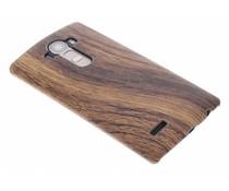 Hout design hardcase LG G4