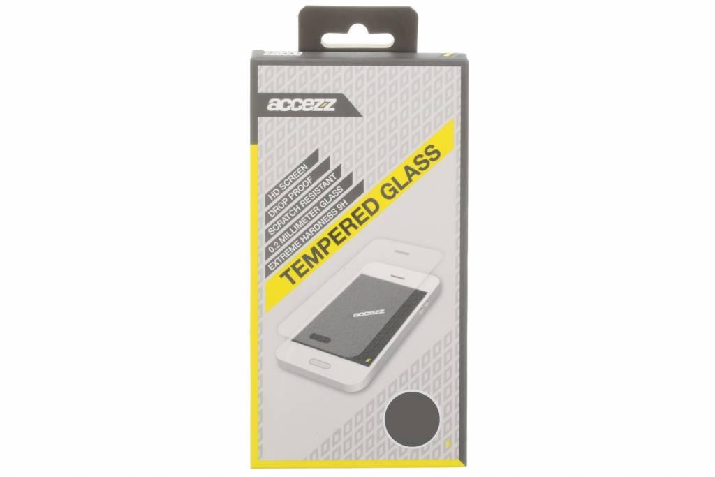 Accezz Xtreme Glass Protector voor de Motorola Moto E4
