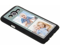 Ontwerp uw eigen Samsung Galaxy J5 hardcase - Zwart