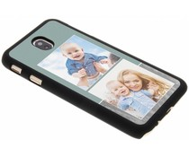 Ontwerp uw eigen Samsung Galaxy J7 (2017) hardcase - Zwart