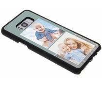 Ontwerp uw eigen Samsung Galaxy S8 Plus hardcase - Zwart