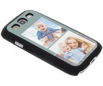 Ontwerp uw eigen Samsung Galaxy S3 / Neo hardcase - Zwart