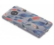 Ibiza feather case Motorola Moto E4