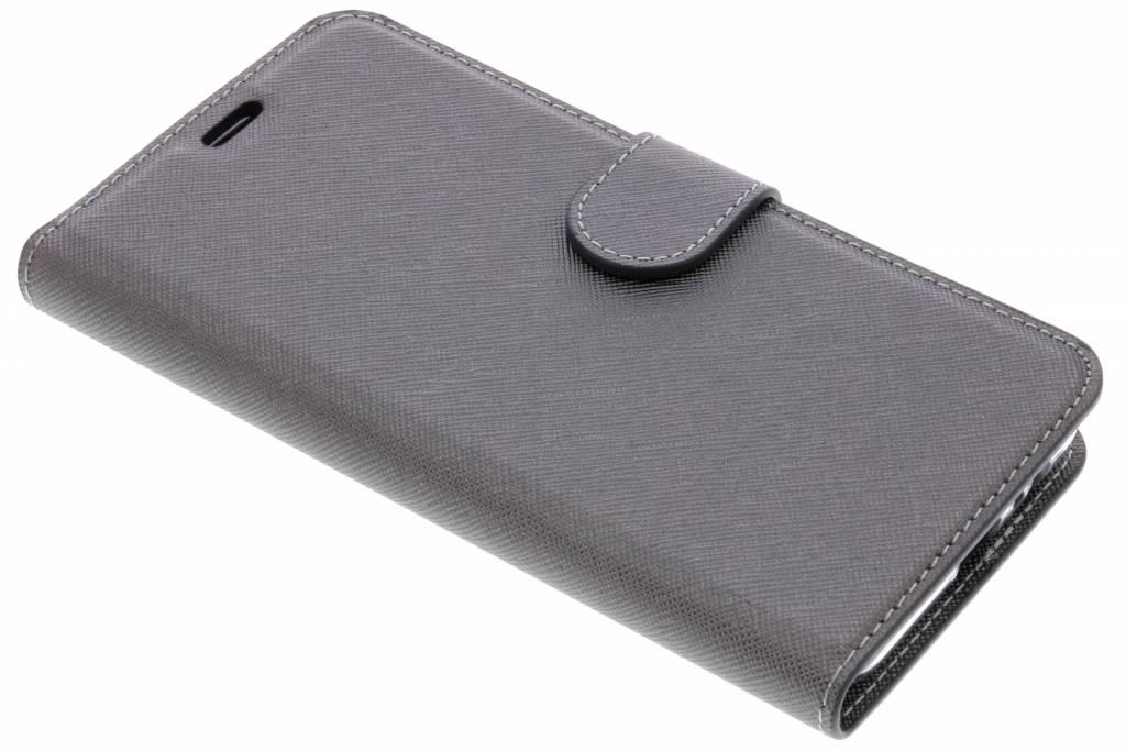 Blanc Cassé Couverture Booktype Saffiano Pour Samsung Galaxy A8 (2018) 8vqFZ9