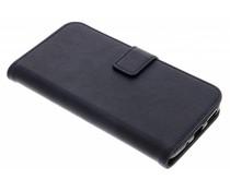 Luxe leder booktype hoes Motorola Moto G6 Plus