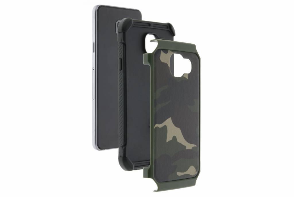 Vert Défenseur De L'armée Couverture Étui Rigide Pour Samsung Galaxy J7 (2017) U2KZuW0Y