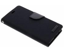 Mercury Goospery Canvas Diary Case Samsung Galaxy A8 (2018)