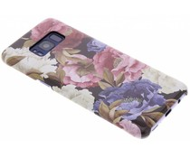Selencia Flowers Passion Hard Case Samsung Galaxy S8