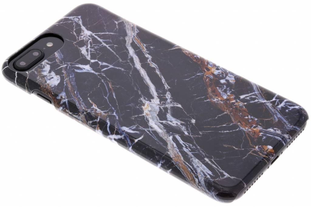 Black Marble Passion Hard Case voor de iPhone 8 Plus / 7 Plus / 6(s) Plus