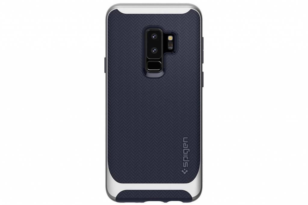 Zilveren Neo Hybrid™ Case voor de Samsung Galaxy S9 Plus