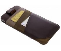 Valenta Bruin Pocket Supreme iPhone 8 Plus / 7 Plus / 6(s) Plus