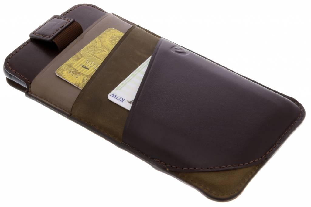 Bruine Pocket Supreme voor de iPhone 8 Plus / 7 Plus / 6(s) Plus
