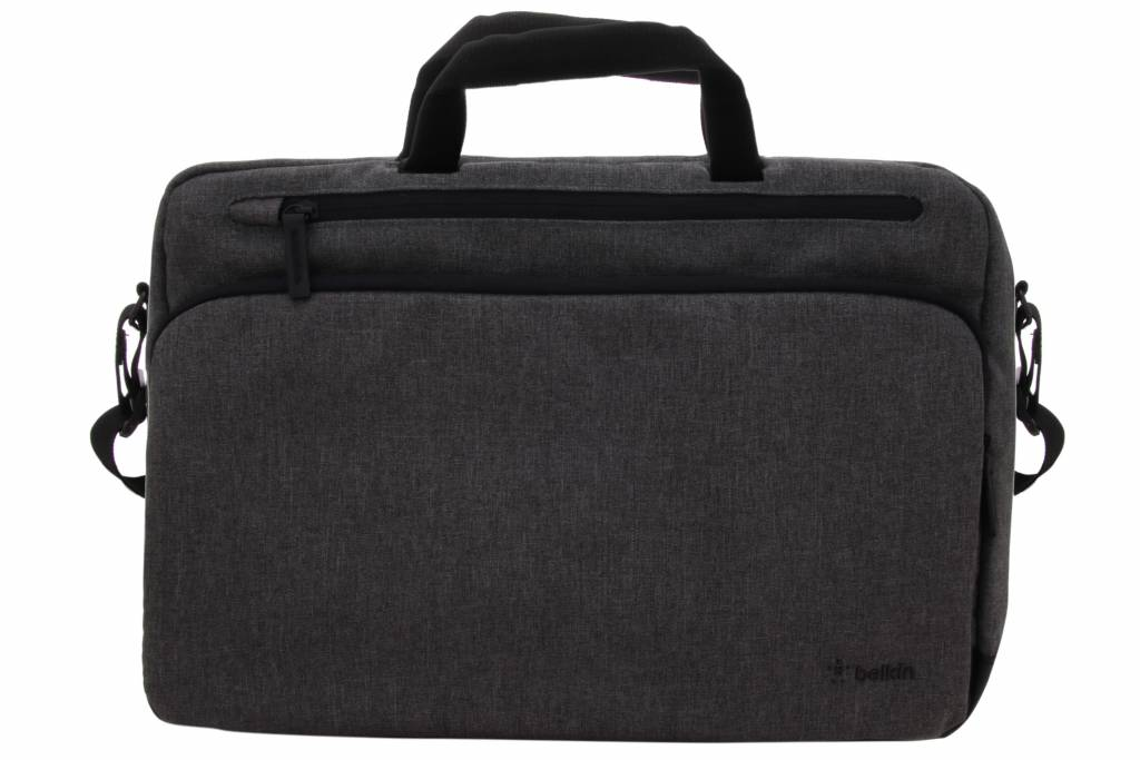 Belkin Classic Pro Messenger Bag Shoulder Bag grey F8N901btBLK