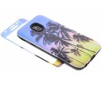 360° design hardcase Samsung Galaxy J3 (2017)