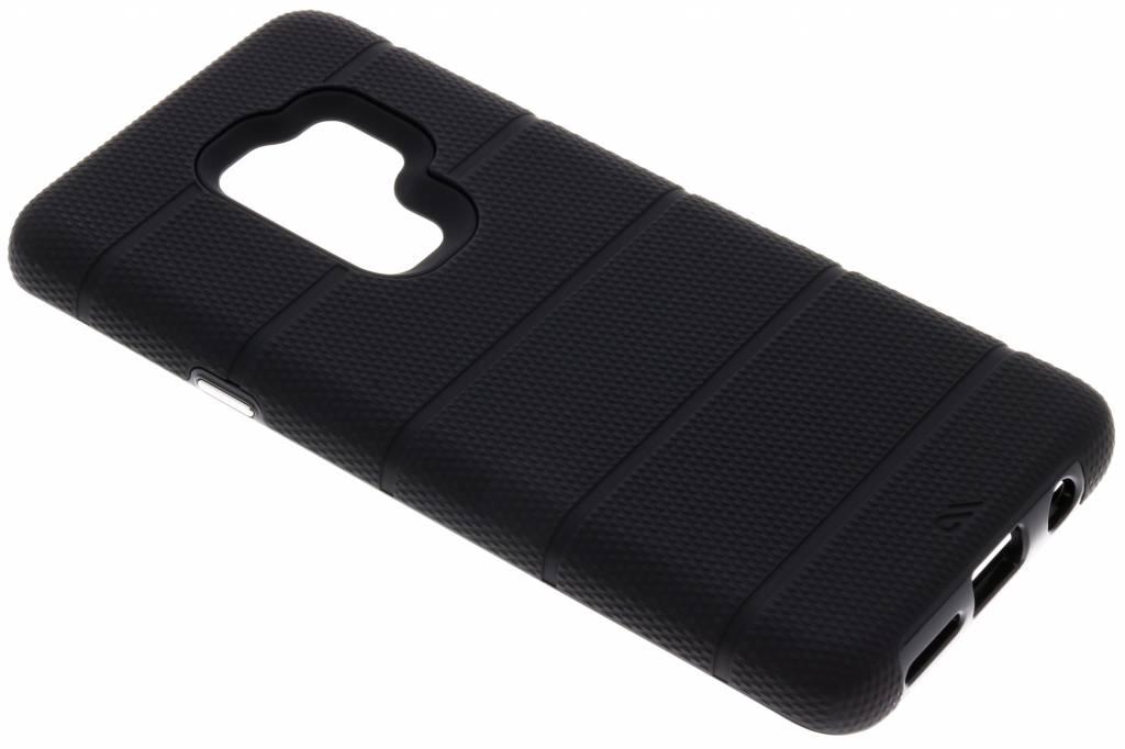 Zwarte Tough Mag Case voor de Samsung Galaxy S9 Plus