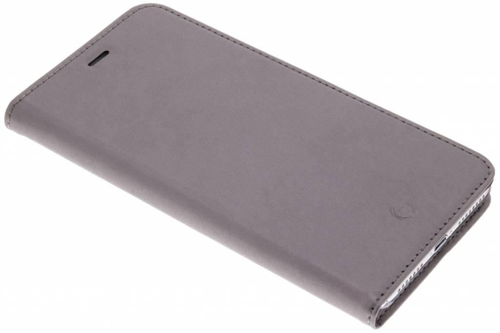 Celly Zilveren Air Case voor de iPhone 8 Plus / 7 Plus / 6(s) Plus