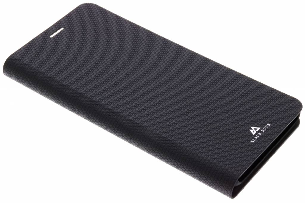 Black Rock Zwarte Standard Booklet voor de Samsung Galaxy S9 Plus