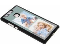Ontwerp uw eigen Huawei P9 hardcase - Zwart