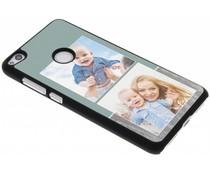 Ontwerp uw eigen Huawei P8 Lite (2017) hardcase - Zwart