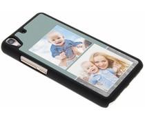 Ontwerp uw eigen Huawei Y6 hardcase - Zwart
