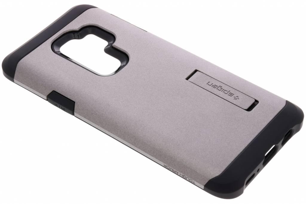 Grijze Tough Armor™ Case voor de Samsung Galaxy S9 Plus
