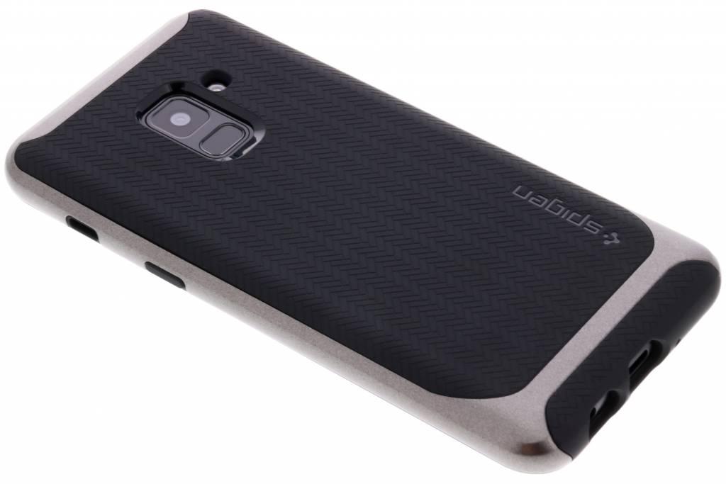 Grijze Neo Hybrid™ Case voor de Samsung Galaxy A8 (2018)