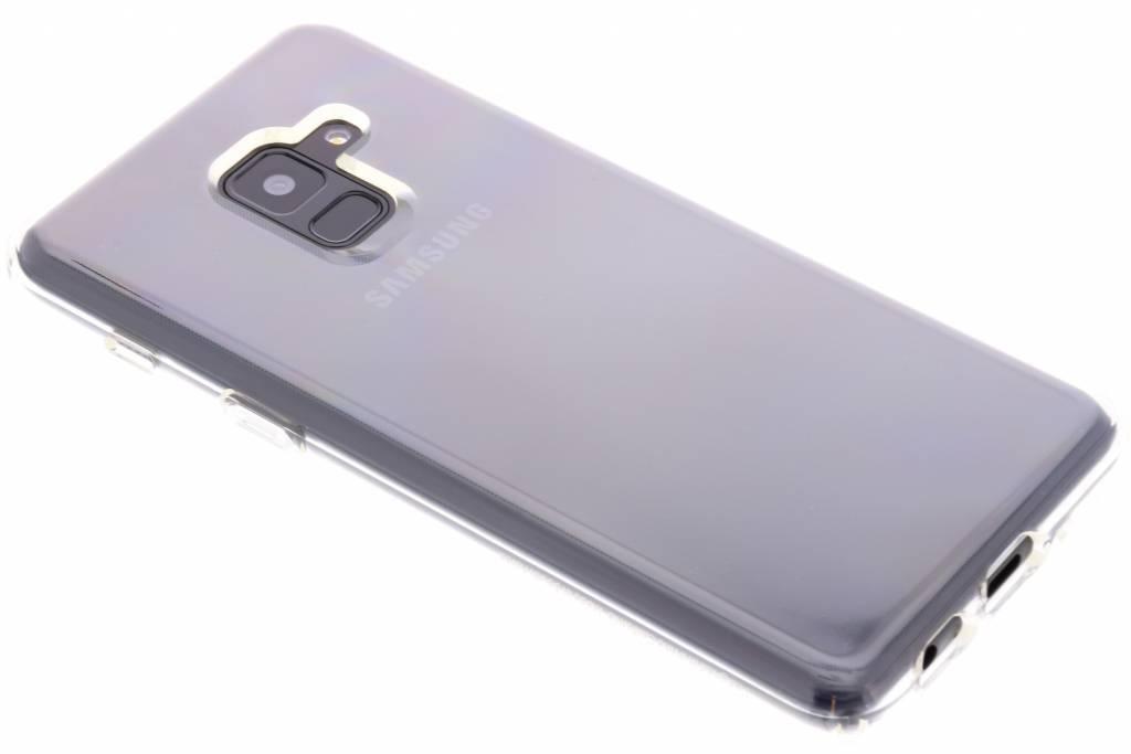 Transparante Liquid Crystal™ Case voor de Samsung Galaxy A8 (2018)
