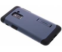 Spigen Blauw Slim Armor Case Samsung Galaxy A8 (2018)