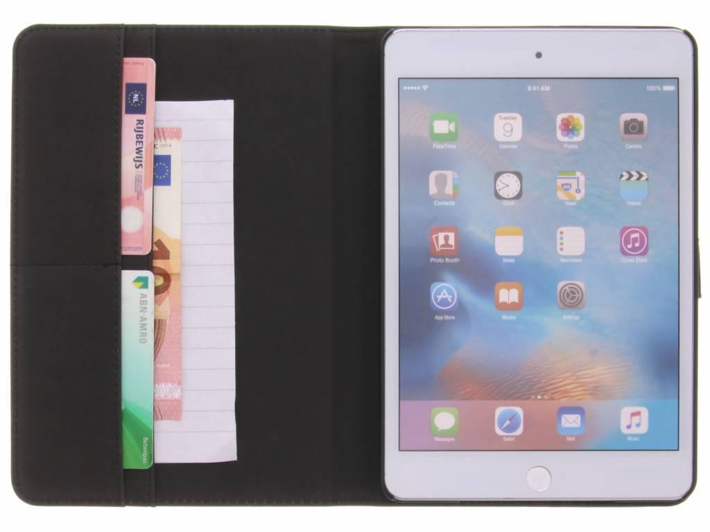 Cas Tablette En Cuir De Luxe Gris Pour Ipad Mini-4 la4Zbwg