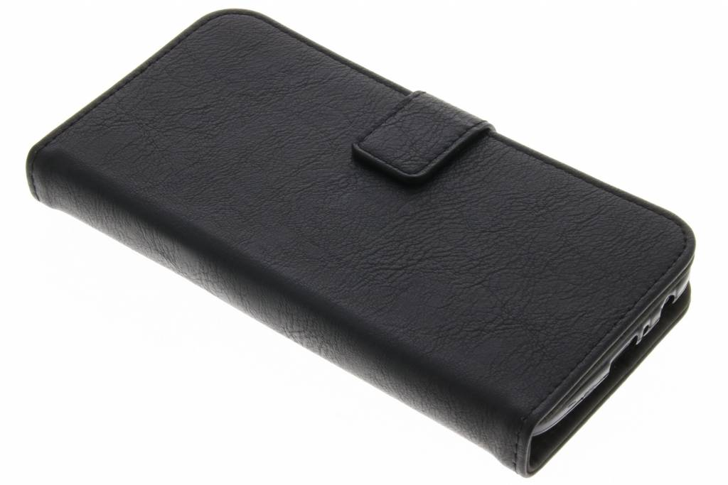 Type De Livre En Cuir De Luxe Bleu Foncé Pour Samsung Galaxy Note 8 PBNmOhDn