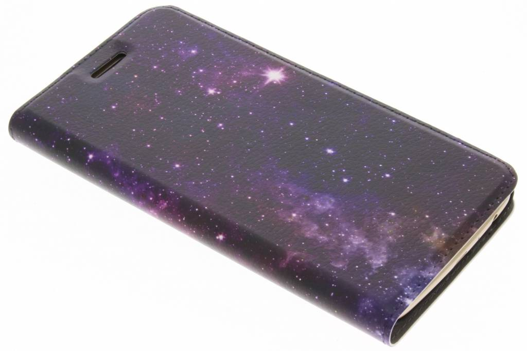 Cosmos Design Booklet voor de Motorola Moto G5 Plus