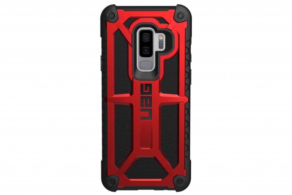 Rode Monarch Hard Case voor de Samsung Galaxy S9 Plus