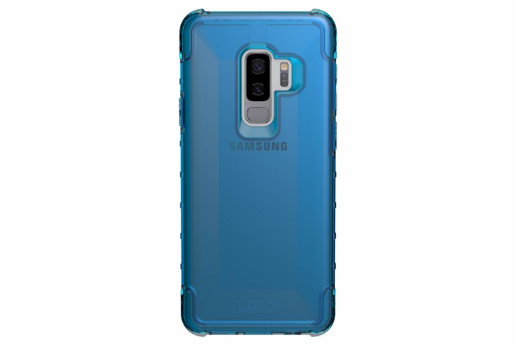 Blauwe Plyo Hard Case voor de Samsung Galaxy S9 Plus